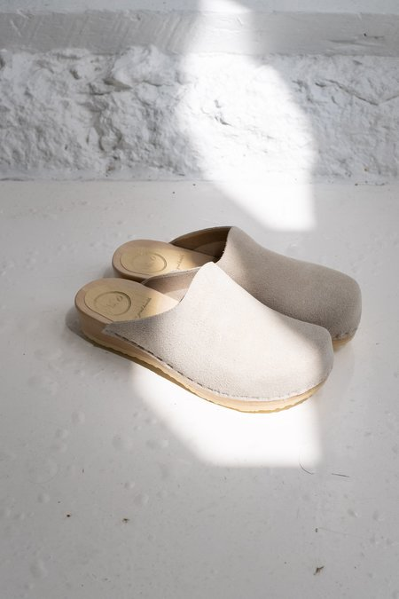 No.6 Contour Clog - Chalk