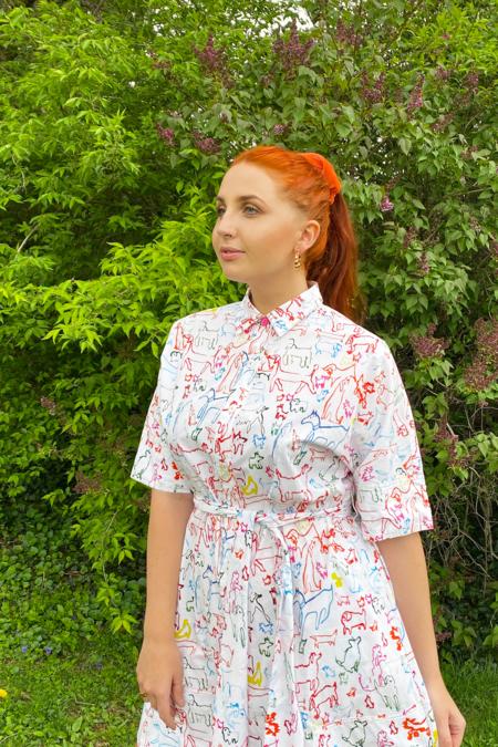 Rachel Antonoff Miriam Dress