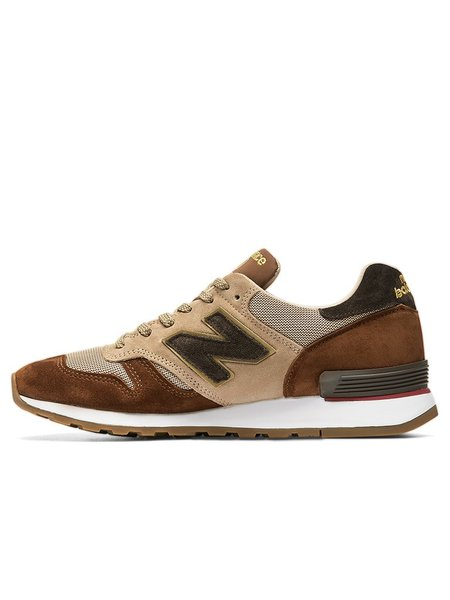 New Balance 670 SNEAKERS - Brown/Oatmeal