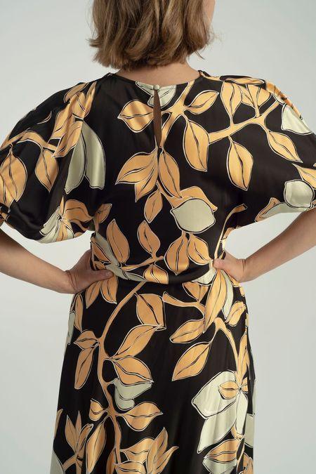 Stine Goya Aubrie Dress - Lemons
