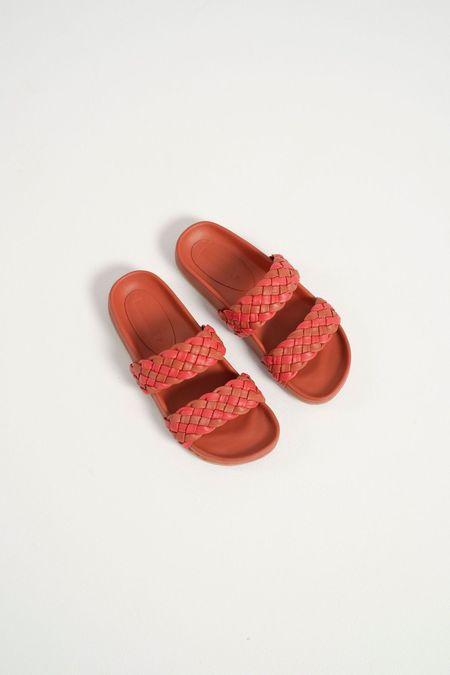 Rachel Comey Fletch Sandal - Tomato