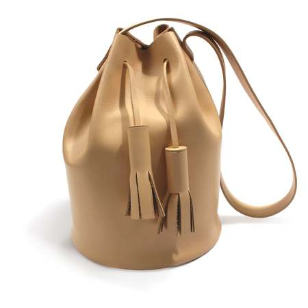 Building Block Bucket Bag