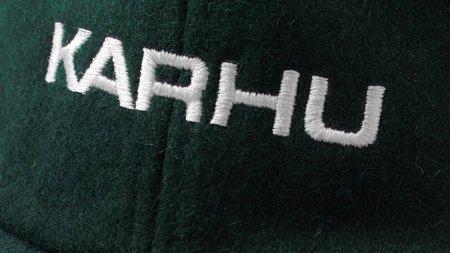 Karhu Trampas Bear Cap - Green