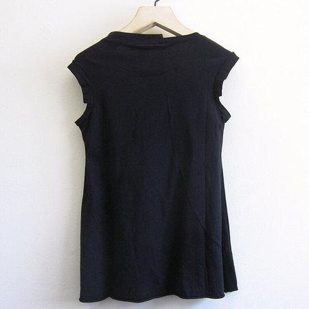 Rundholz Black Label cotton top - black
