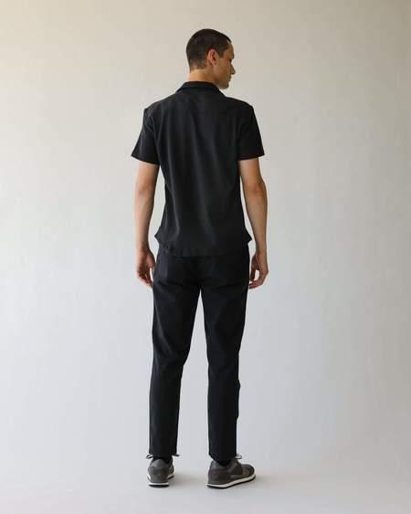 Corridor Horseshoe Pocket Shirt - Black