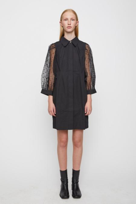 Just Female Cannes Dress - Black