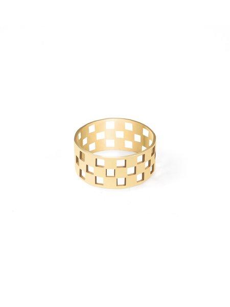Gilbert Checkered Ring