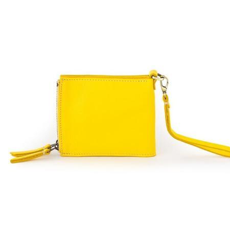 Sapahn Noelle Billfold Wristlet Wallet - Illuminating Yellow
