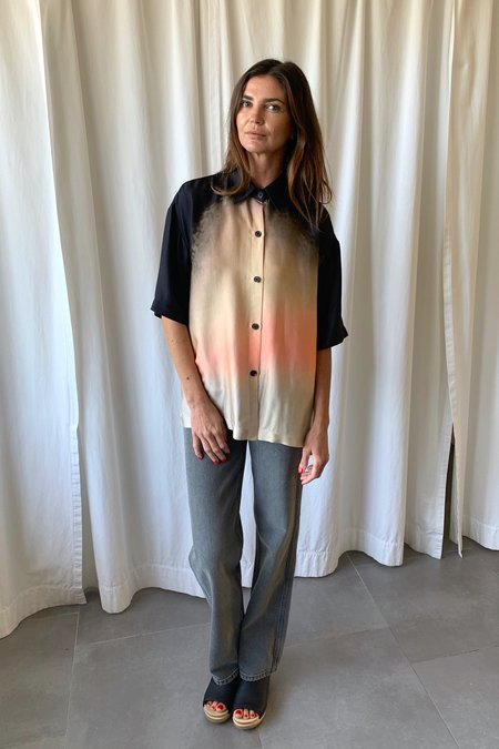 No.6 Leigh Shirt - Dusk