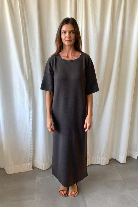 Lauren Manoogian Tall T Dress - Carbon