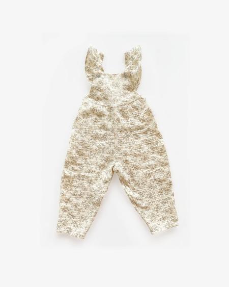 Kids Grey Elephant Javea Romper