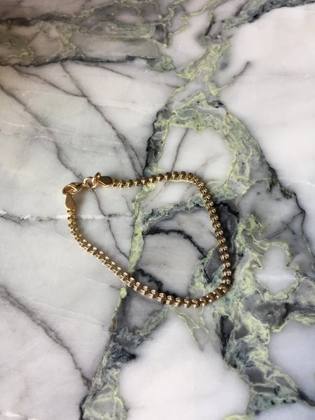 Tidy Street General Store Bracelet - Gold Plated