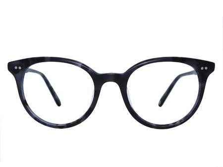 Garrett Leight Dillon 47 eyewear - black