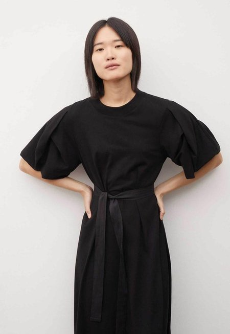 Kowtow Origami Dress - Black