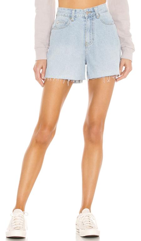Dr. Denim nora shorts - superlight blue