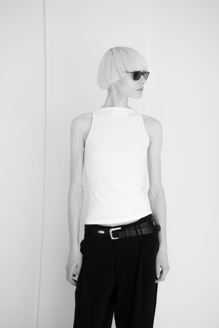 David Michael Collection Helix Top White