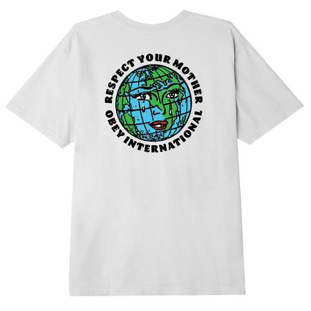 Obey Respect Your Mother Tee