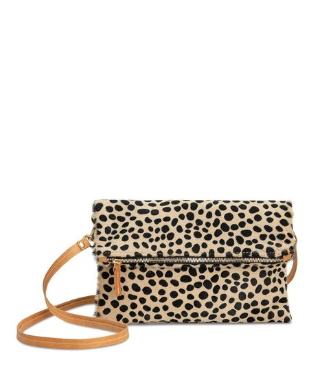 Ceri Hoover Currey Crossbody - Cheetah