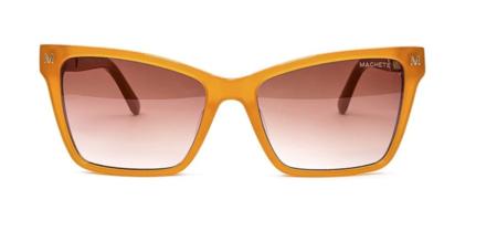 Machete Sally Sunglasses - Cognac