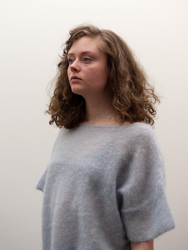 Baserange Loose Tee Sweater