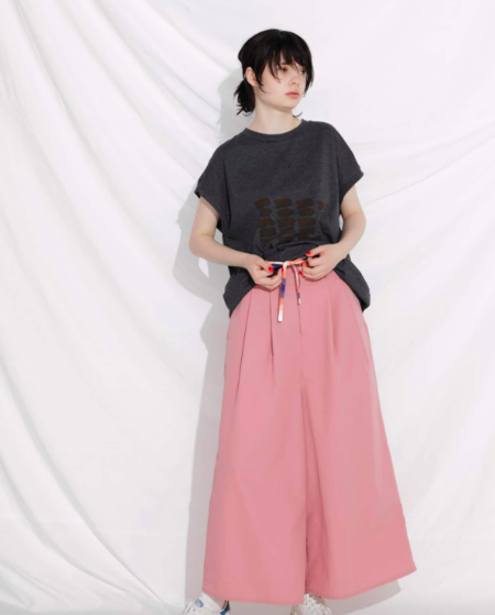 F/CE VERY LIGHT CULOTTES