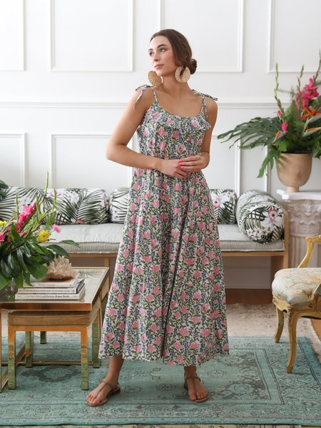 Mille Maui Dress - English Garden