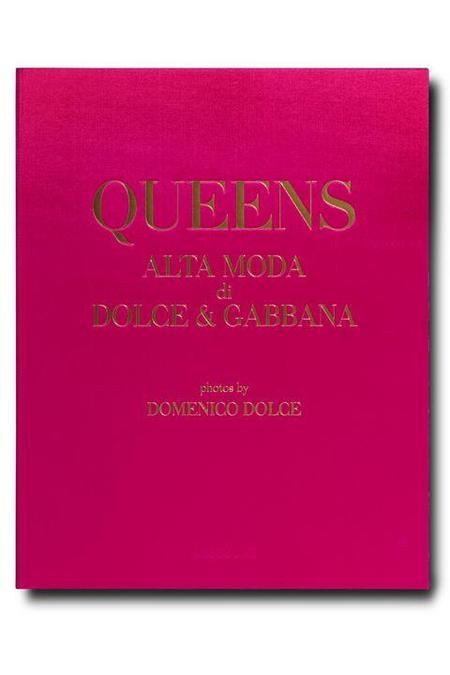 Assouline Queens Alta Moda di Dolce & Gabbana Book