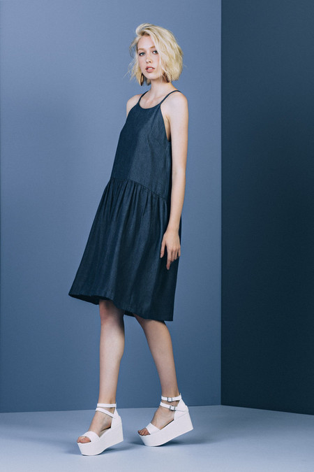 Eliza Faulkner Tyg Dress