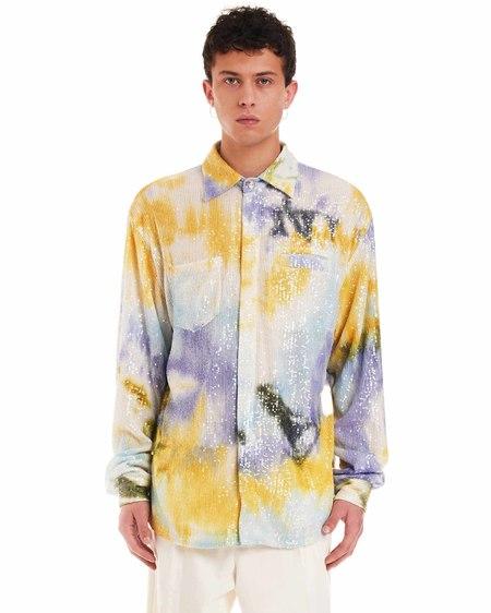 GCDS sequins Shirt - multicolor