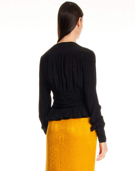 Rotate Tracy Blouse - Black