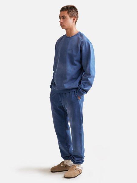 General Admission Sun Faded Sweatpant - Blue
