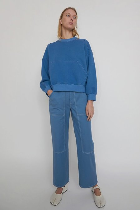 No.6 Smith Sweatshirt - Ocean