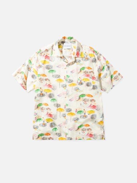 General Admission Umbrella Short Sleeve Shirt - multi