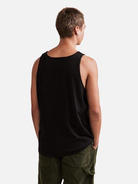 General Admission Loose Knit Tank Top - Black