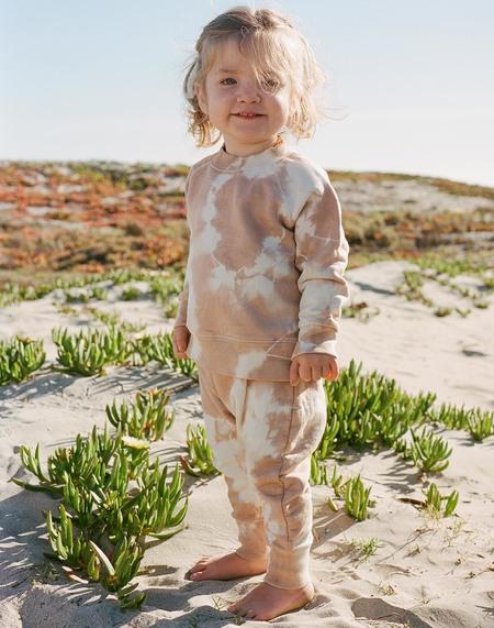 kids Noble Organic Sweatshirt - Dulce De Leche