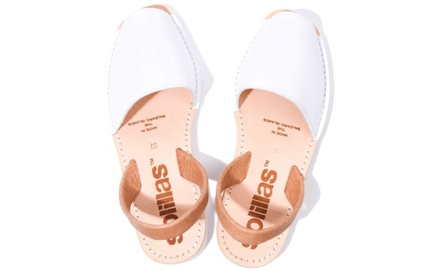 Solillas Luz Sandals