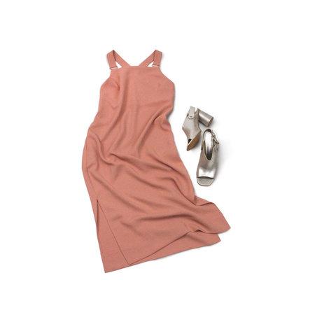 Nomia Racerback Midi Dress