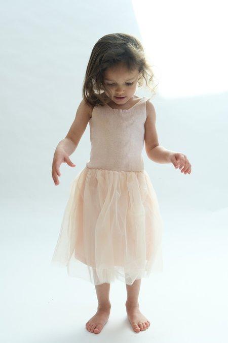 KIDS Raised By Water Summer Sienna Dress - Blush