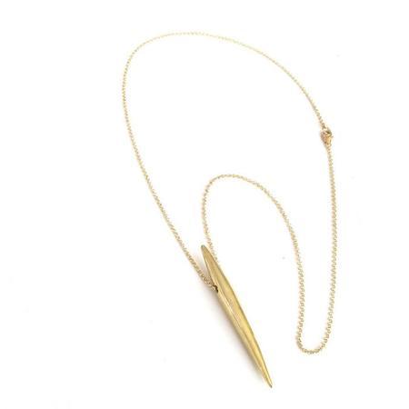 """Marisa Mason Andromeda 18"""" Chain Necklace - Gold"""
