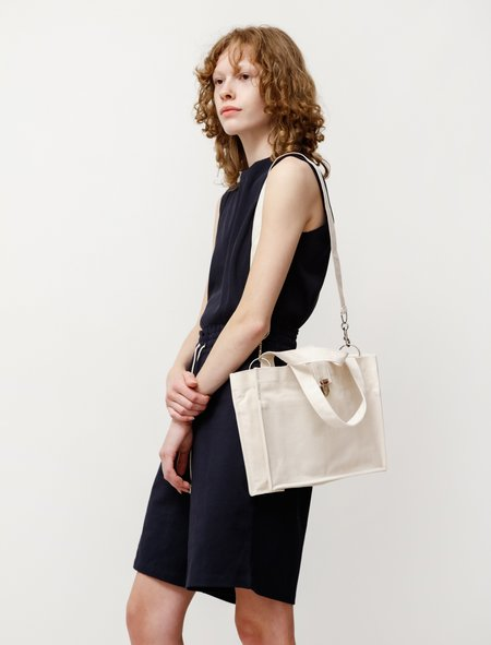 Camiel Fortgens Small Shopper Bag - Canvas Off-White