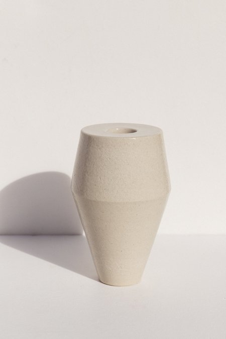 Alison Frith Ceramic Sculpture - Clear Crackle