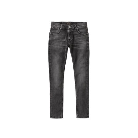 Nudie Jeans Tight Terry Fade To Grey Jean - Grey