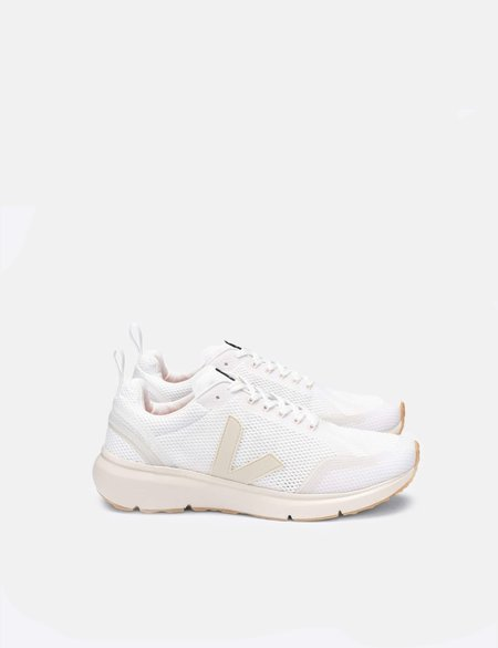 Veja Condor 2 Alveomesh Running Shoes - White/Pierre