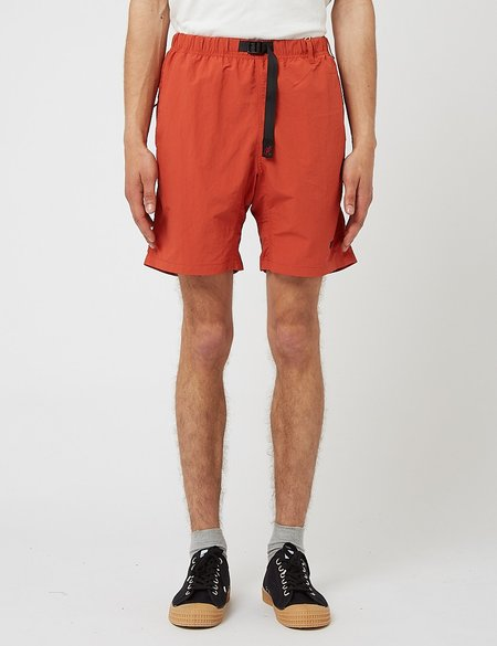 Gramicci Shell Packable Twill Shorts - Orange