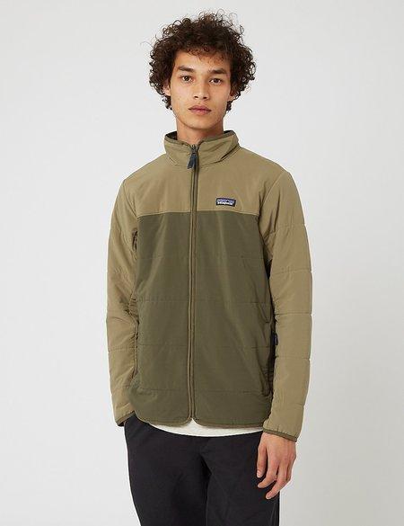 Patagonia Pack In Jacket - Basin Green