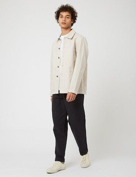 Vetra French 5-Short Workwear Jacket - Beige