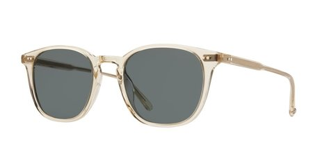 unisex Garrett Leight Clark sunglasses - Clear