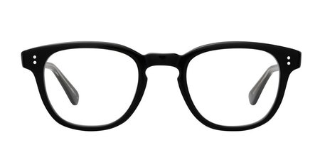 unisex Garrett Leight Douglas glasses - Black
