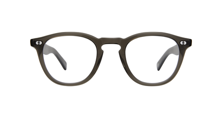 unisex Garrett Leight Hampton X Glasses - Gray