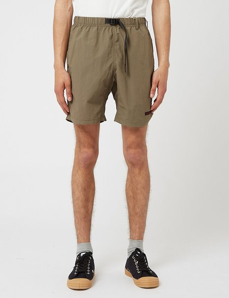 Gramicci Shell Packable Shorts - Ash Olive